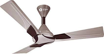 Orient Electric Wendy 1200mm Ceiling Fan (Topaz Gold/Brown)
